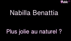 Nabilla Benattia : plus jolie au naturel ?