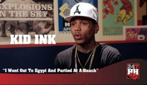 Kid Ink - I Went Out To Egypt And Partied At A Beach (247HH Wild Tour Story) (247HH Wild Tour Stories)