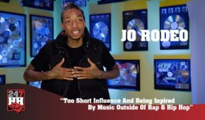 Too Short Influence & Being Inspired By Music Outside Of Rap & Hip Hop (247HH Exclusive) (247HH Exclusive)