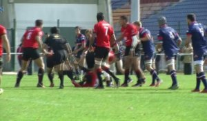 Rugby - Highlights FC Grenoble - LOU Espoirs (11-42)