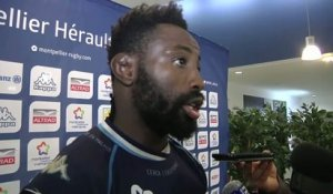 Rugby - Top 14 - MHR : Ouedraogo «Pas un beau match»