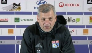 Foot - L1 - OL : Genesio «Un match important»