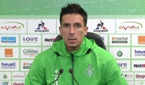 Foot - L1 - St Etienne : Pajot «On a une marge de progression»