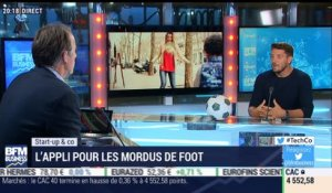 Start-up & Co: We Love Football, l'appli pour les mordus de foot - 24/10