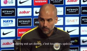 Man City - Guardiola : ''Une finale contre United''