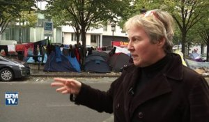 "De la ""Jungle"" de Calais à Paris, les tentes de migrants révoltent les riverains parisiens"