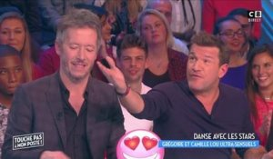 Benjamin Castaldi tacle Julien Lepers