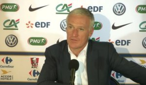 Foot - EDF : Deschamps «2016, une grande satisfaction»
