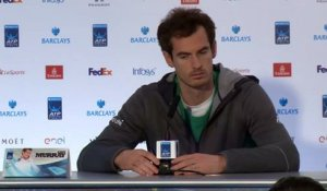 Masters - Murray : ''Fatigué mentalement''