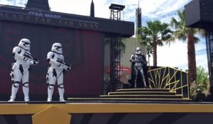 Star Wars Saison de la Force à Disneyworld