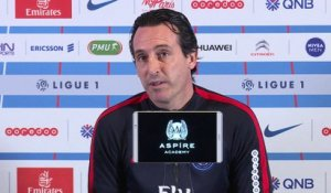 Ligue 1 - Paris SG: Unai Emery sur le positionnement de Hatem Ben Arfa