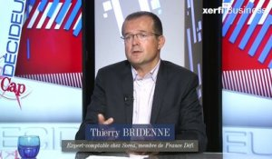 Thierry Bridenne, Sécuriser les contrats intergroupes au plan fiscal