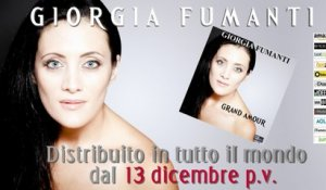 Giorgia Fumanti - Grand Amour - Promo Delivery
