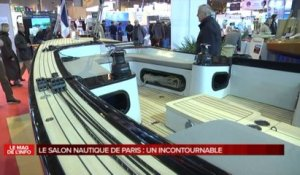 Le Mag de l'info - Le salon nautique de Paris