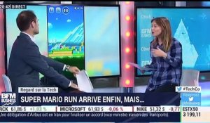 Regard sur la Tech: Super Mario Run arrive enfin, mais... - 13/12