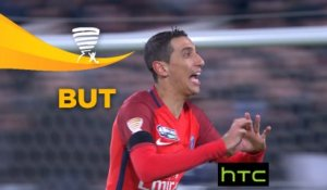 But Angel DI MARIA (19ème) / Girondins de Bordeaux - Paris Saint-Germain - (1-4) - (GdB-PARIS) / 2016-17