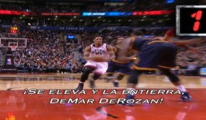 24 Seconds: DeMar DeRozan - Lat Am Subtitle - NBA World - PAL