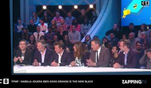 TPMP : Nabilla a bien tourné dans Orange is the new black, selon Thierry Moreau (Vidéo)