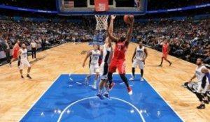 GAME RECAP: Rockets 100 , Magic 93
