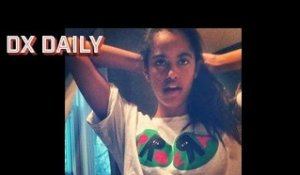 Malia Obama's Pro Era T-Shirt, Battle Of The Bay 7