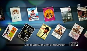 Michel Legrand, l'art de composer