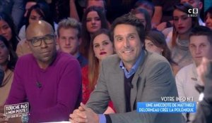 TPMP : Vincent Elbaz clashe gentiment Cyril Hanouna