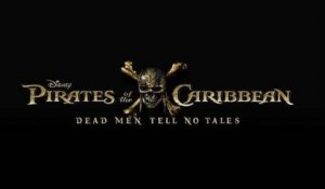 Pirates of the Caribbean Dead Men Tell No Tales Extended Look [Full HD,1920x1080p]