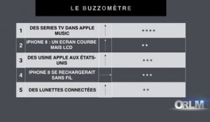 ORLM-251 : 6P, Le buzzomètre - Des séries TV made by Apple?
