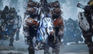 Horizon Zero Dawn - The Machines- Behemoth  PS4
