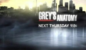 Grey's Anatomy - Promo - 6x18