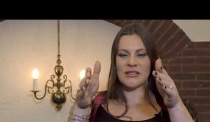 Nightwish interview - Floor Jansen (part 2)