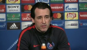 Foot - C1 - PSG : Emery «Il faut d'abord gagner les duels»