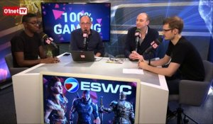100% GAMING #08 : ESWC Winter , Horizon Zero Dawn, For Honor (REPLAY)