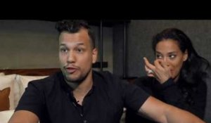 Johnnyswim interview - Amanda and Abner (part 2)