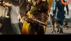 QUAKECON 2016 : Fallout 4 et Doom en mode VR