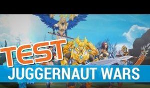 Juggernaut Wars : TEST - Un RPG accessible sur iOS Android