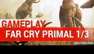 Far Cry Primal - NEW EXCLUSIVE GAMEPLAY | PS4 HD 1080P - 1/3