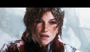 RISE OF THE TOMB RAIDER Bande Annonce VF (PS4 / Xbox One)