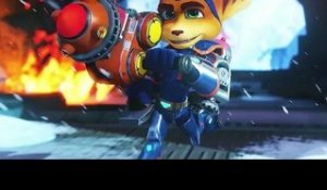 RATCHET & CLANK 2016 Trailer