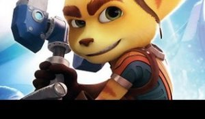 RATCHET & CLANK Gameplay (2016) PS4