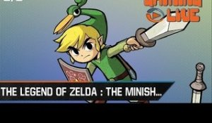 Gaming live The Legend of Zelda : The Minish Cap - (2/2) GBA