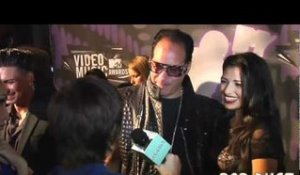 POPDUST @ the 2011 VMAs: Andrew Dice Clay
