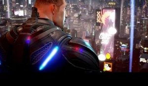 CRACKDOWN 3 Gameplay FR (Gamescom 2015)
