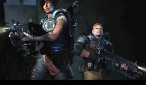 GEARS OF WAR 4 : 7 Minutes de Gameplay !