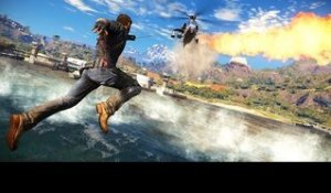 JUST CAUSE 3 Trailer de Gameplay VF