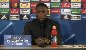 Foot - C1 - Monaco/Man. City : Sagna «Un match ouvert»