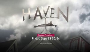Haven - Trailer saison 4