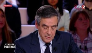 François Fillon met en cause François Hollande