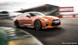 Supertest Nissan GT-R (2017)
