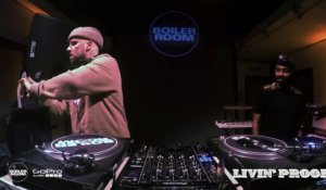 Hip Hop: Livin' Proof Boiler Room x GoPro London DJ Set